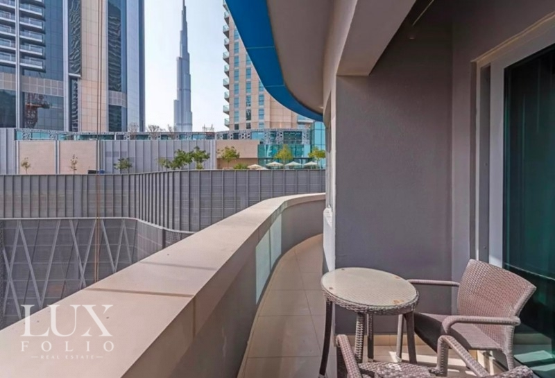 Corner Unit | Partial Burj Khalifa | Mid Floor