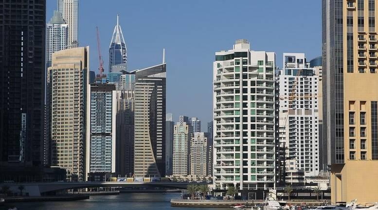 Big upswing in Dubai realty sales