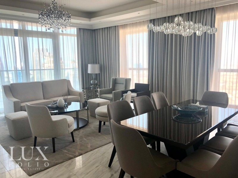 All Bills Included|Sky Collection | High Floor