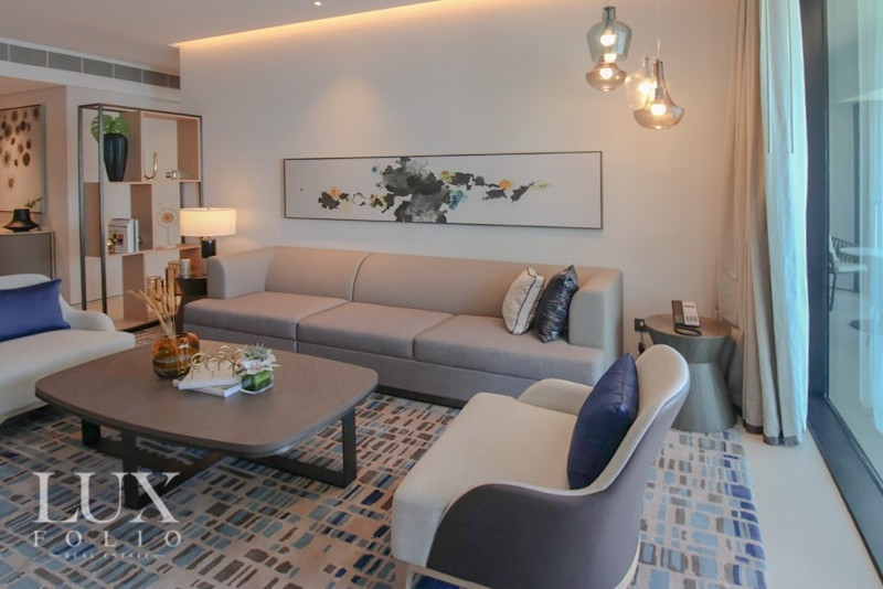 Serviced |  Fully Furnished  | High Floor